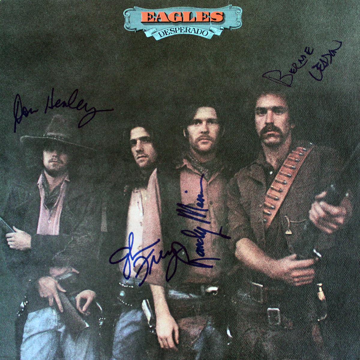 Eagles LP - Desperado #2
