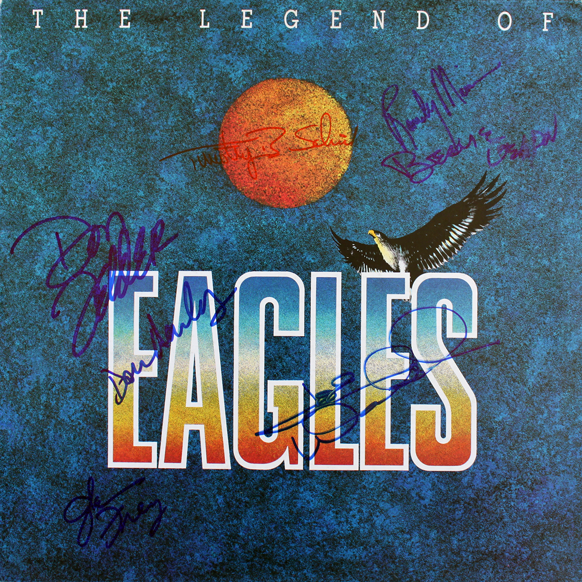 Eagles LP - Legend of Eagles