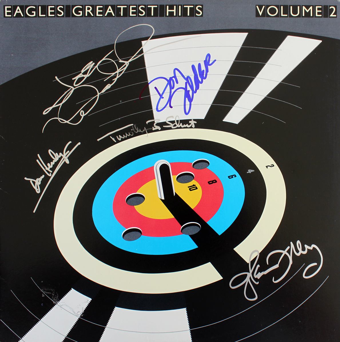 Eagles LP - Greatest Hits Volume 2