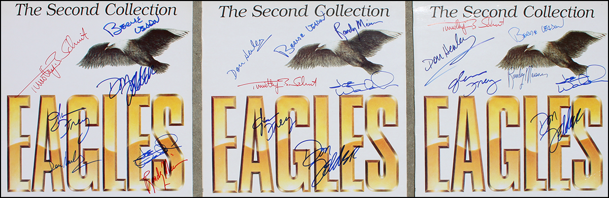 Eagles LP - Second Collection