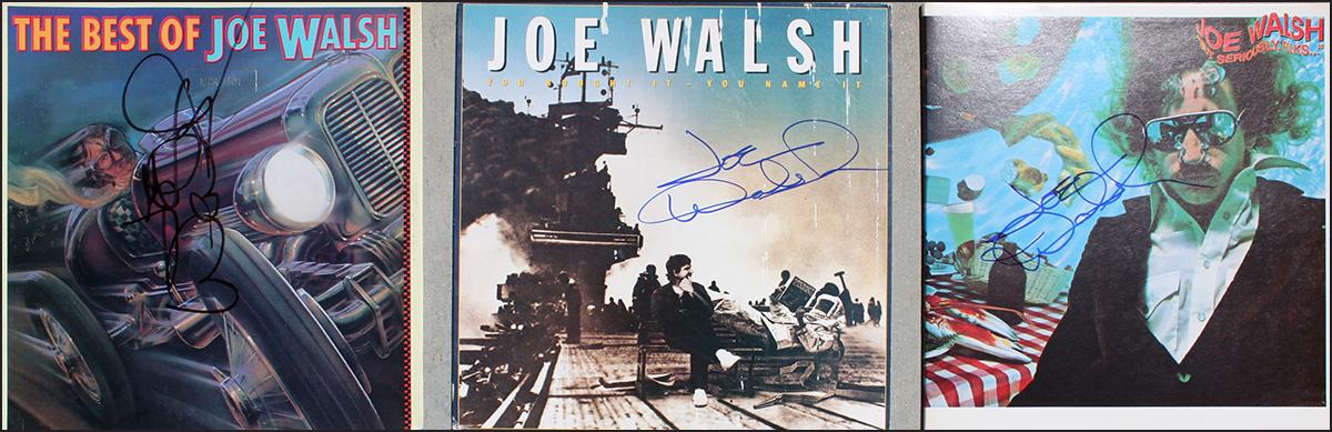 Joe Walsh - 3 LPs