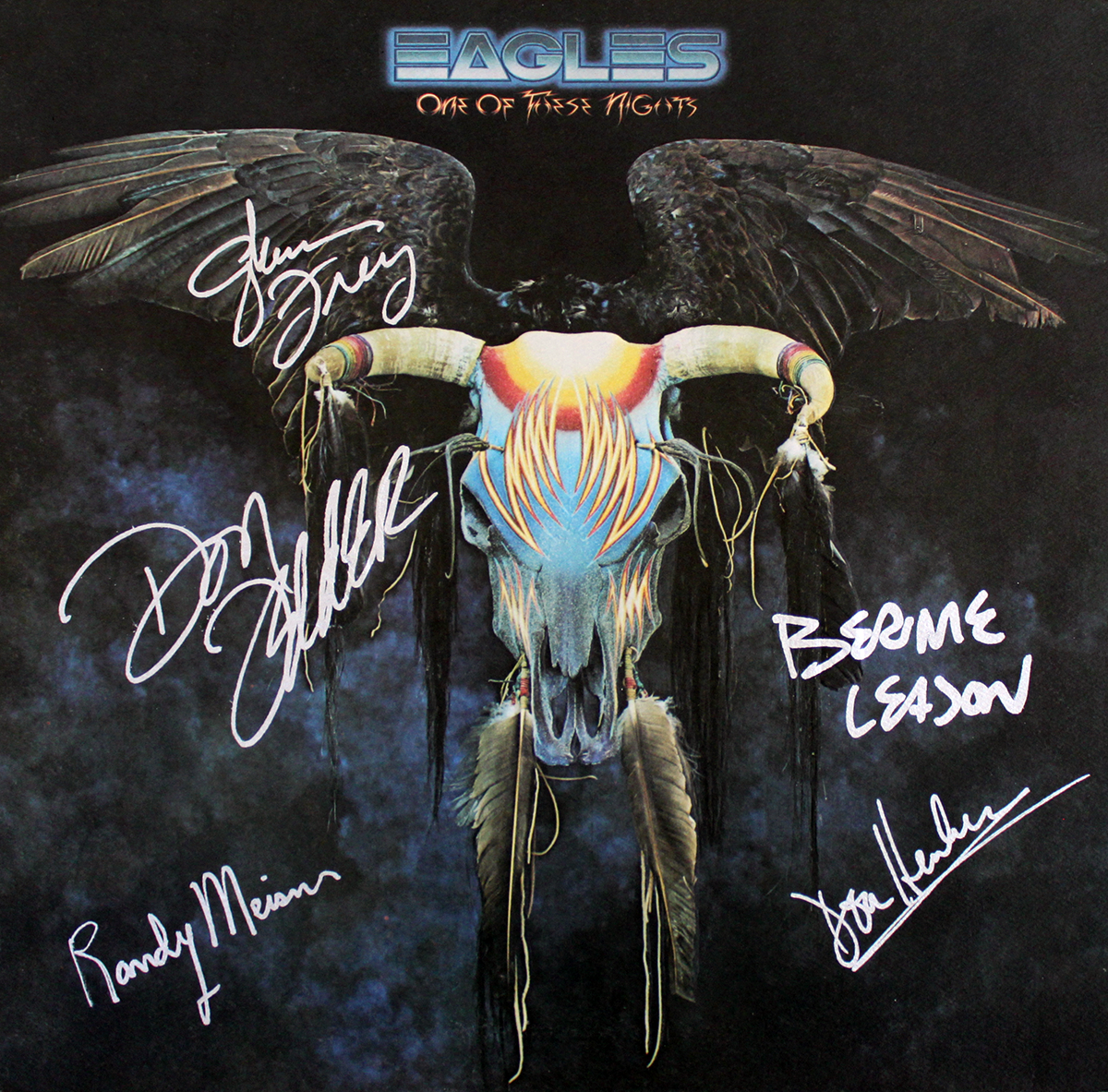 Eagles LP - One of these Nights #1