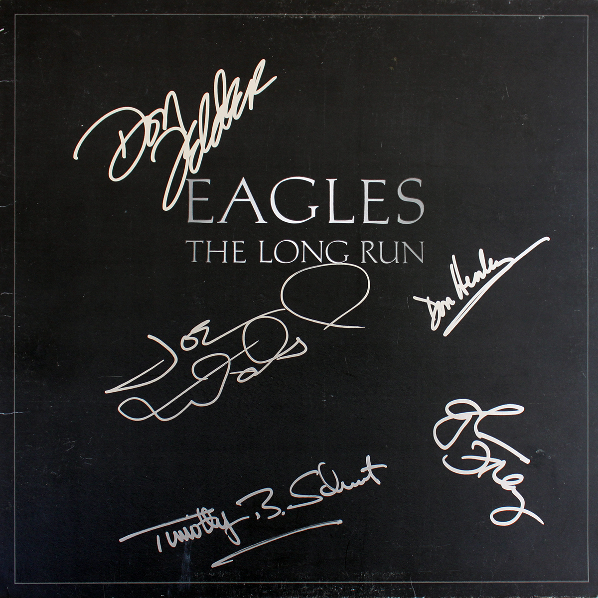 Eagles LP - The Long Run #1