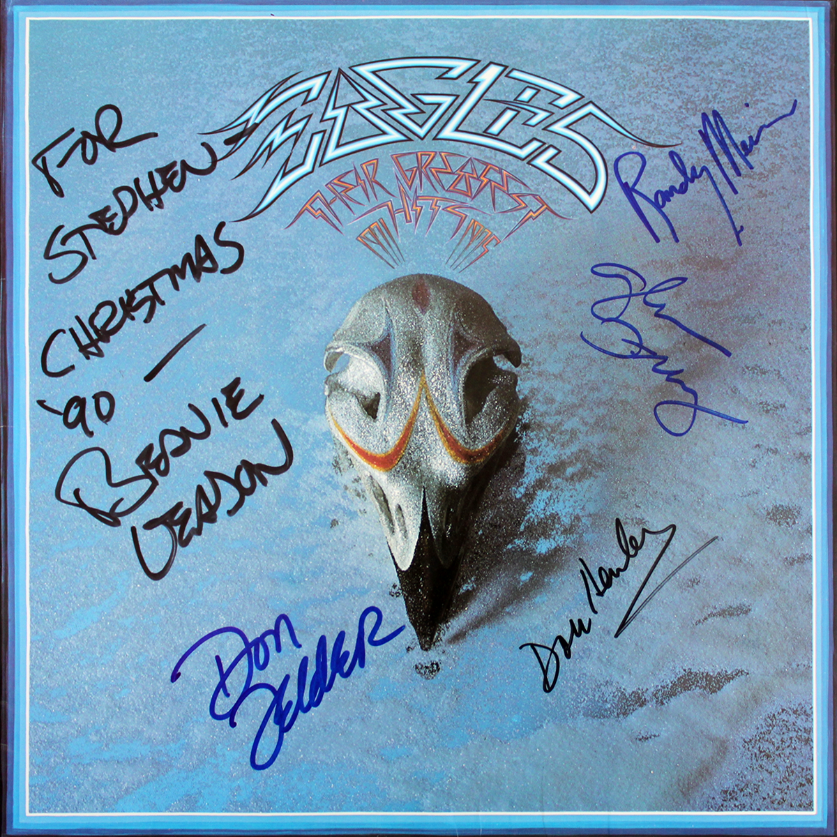 Eagles LP - Their Greatest Hits