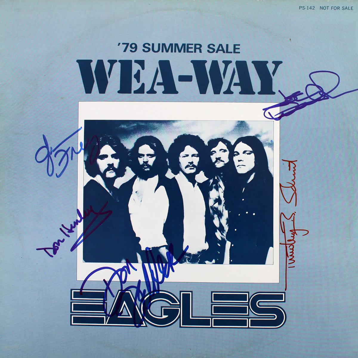Eagles LP - Wea-Way