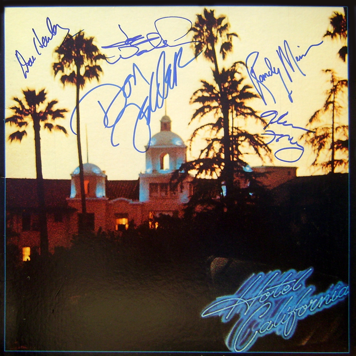 Eagles LP - Hotel California #2