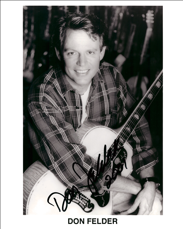 Don Felder photo #3