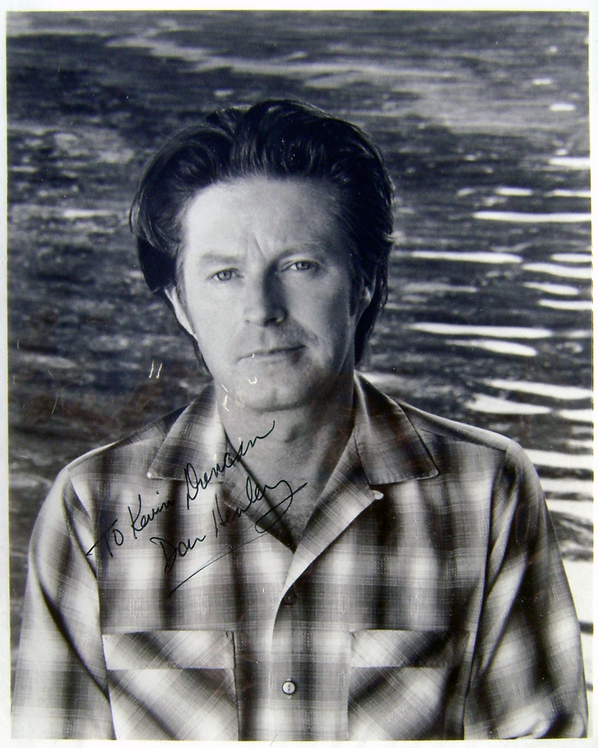 Don Henley - Walden Woods letter