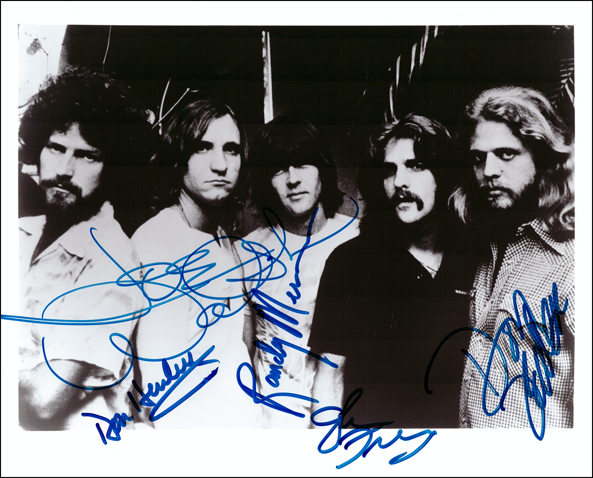 Eagles 8x10 Photo
