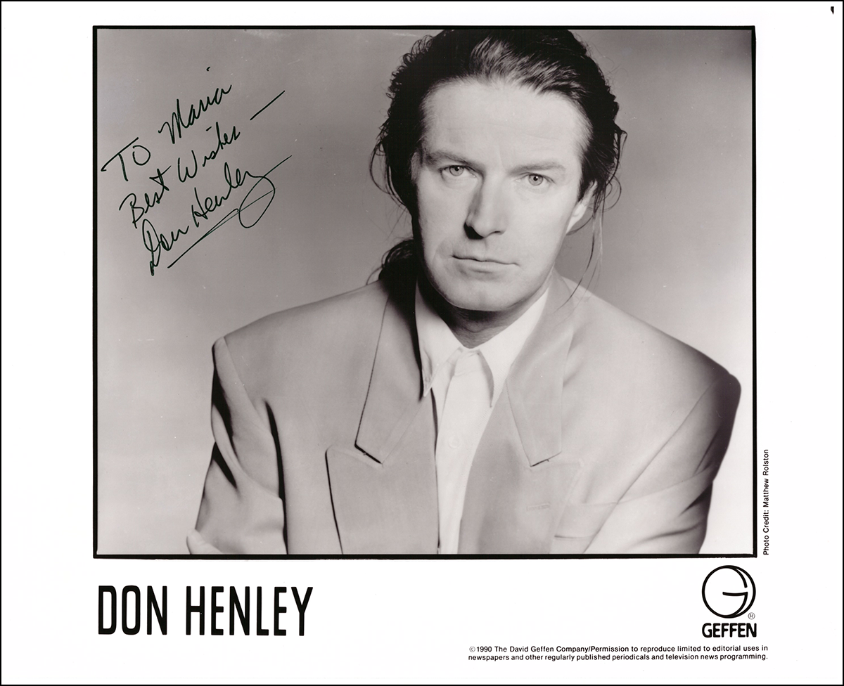Don Henley photo #2