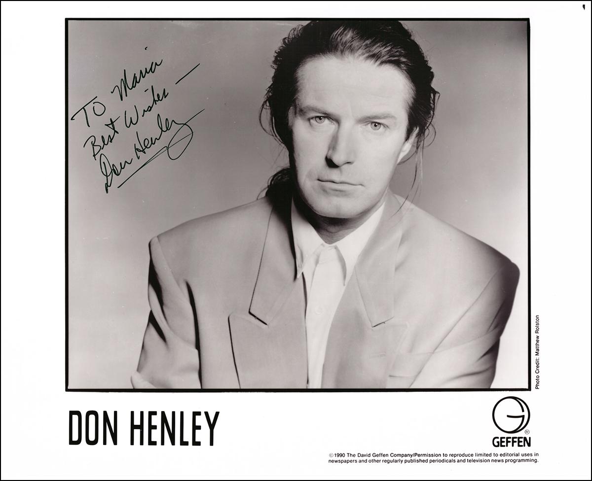 Don Henley photo #2