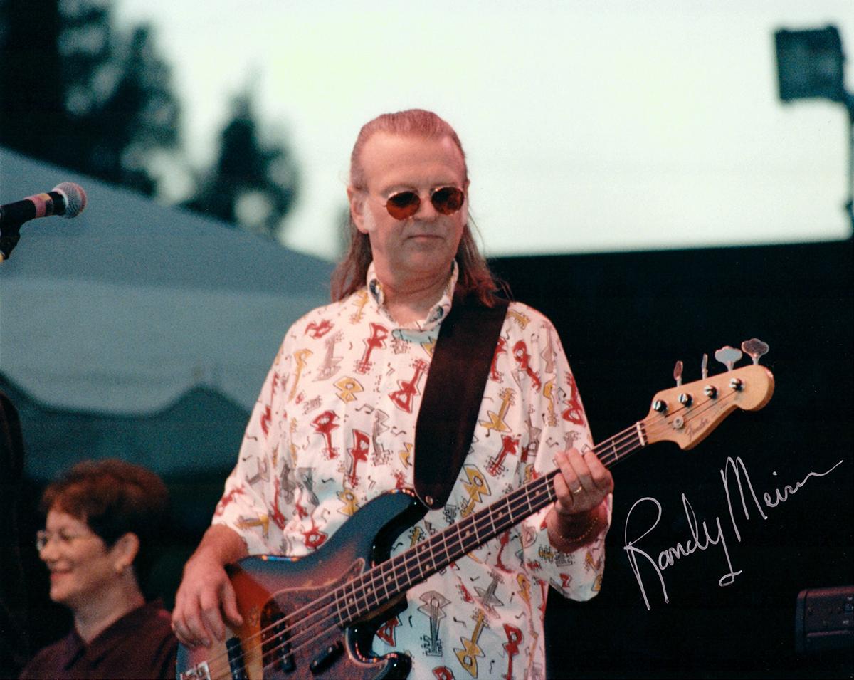 Randy Meisner photo #350-02