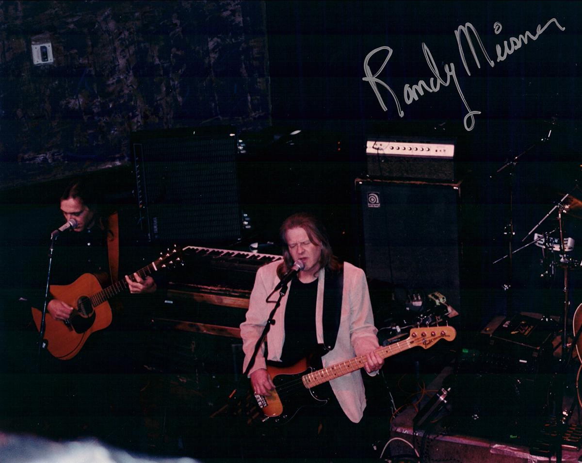 Randy Meisner photo #350-08
