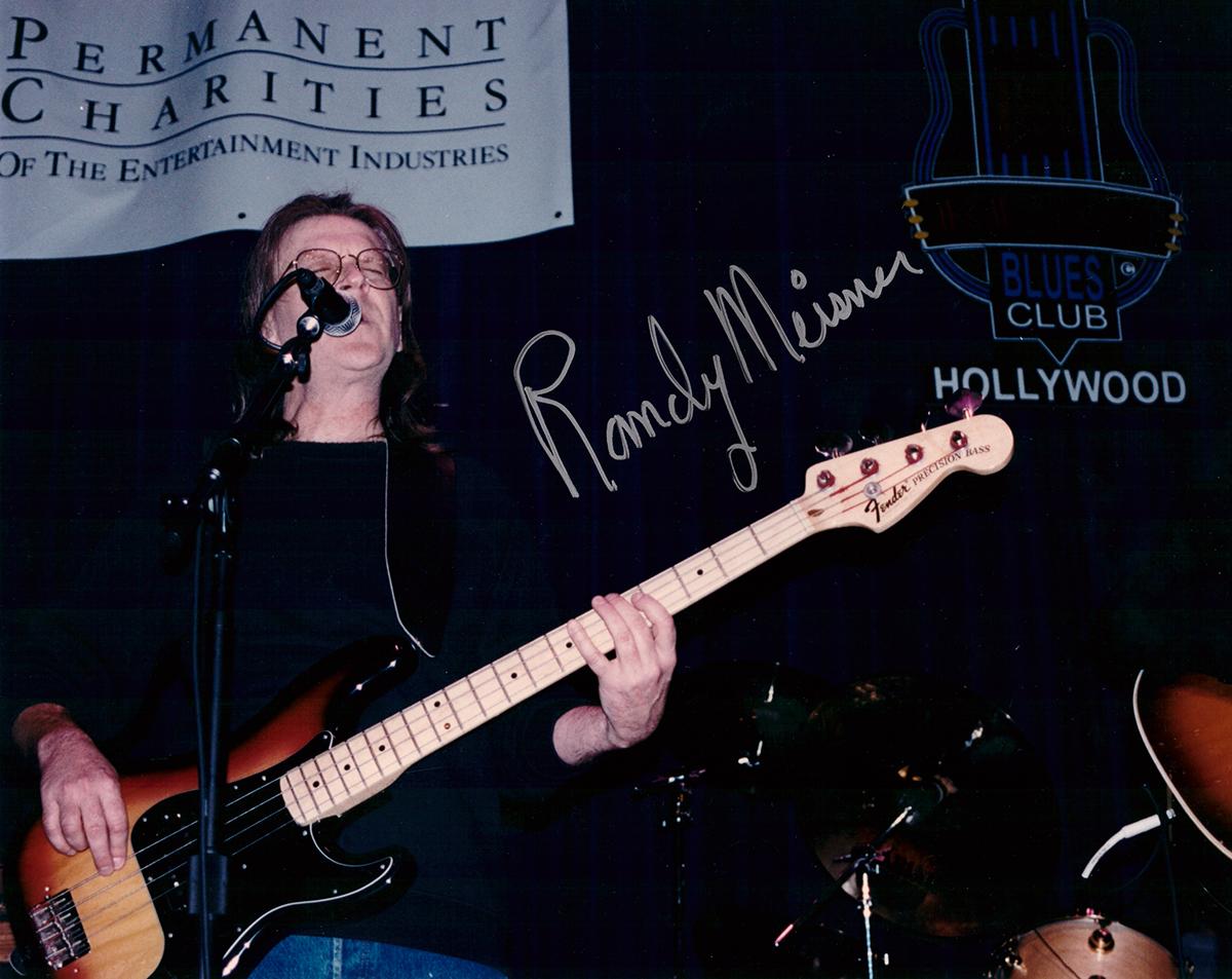 Randy Meisner photo #350-09