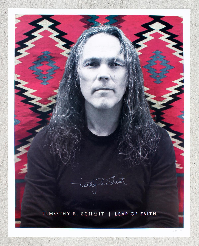 Timothy B Schmit - Tour Book - Leap of Faith #2