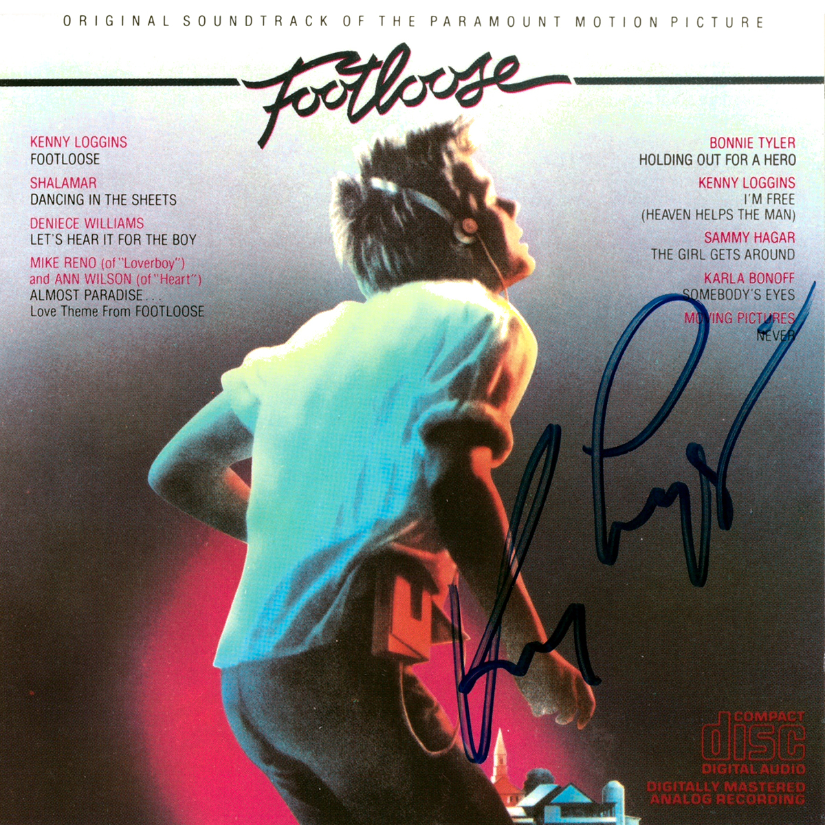 CD - Kenny Loggins - Footloose