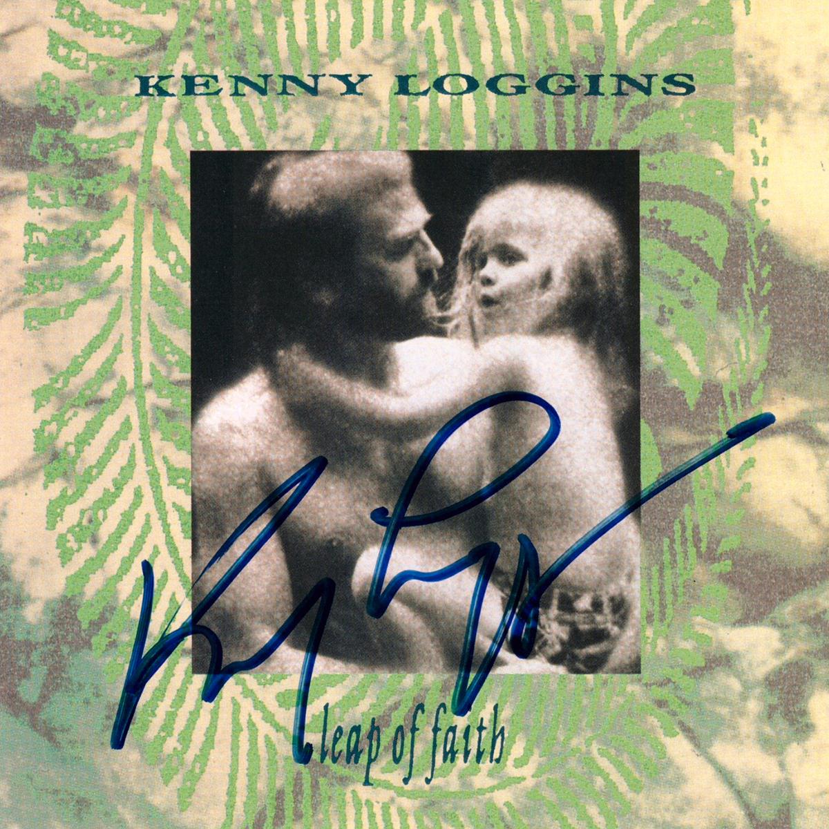 CD - Kenny Loggins - Leap of Faith