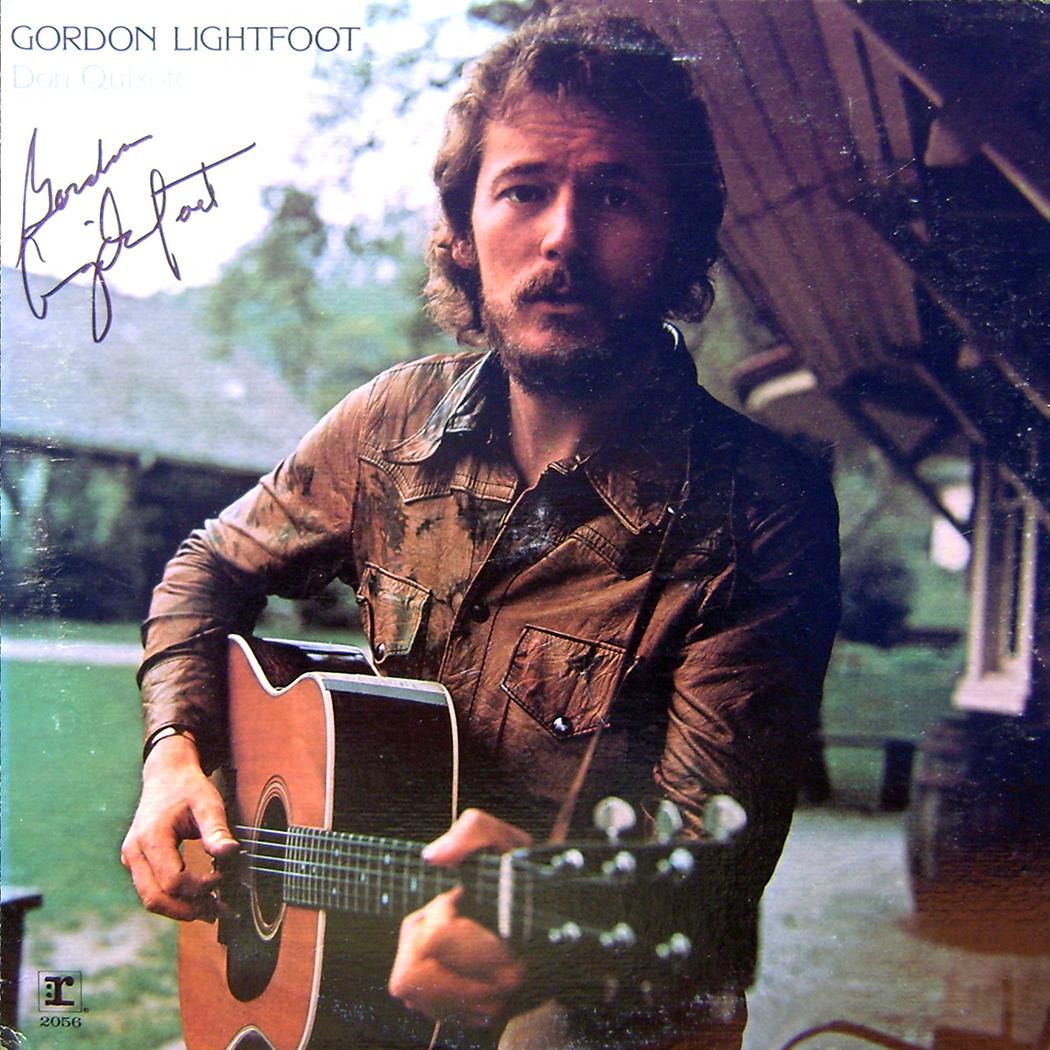 Gordon Lightfoot LP