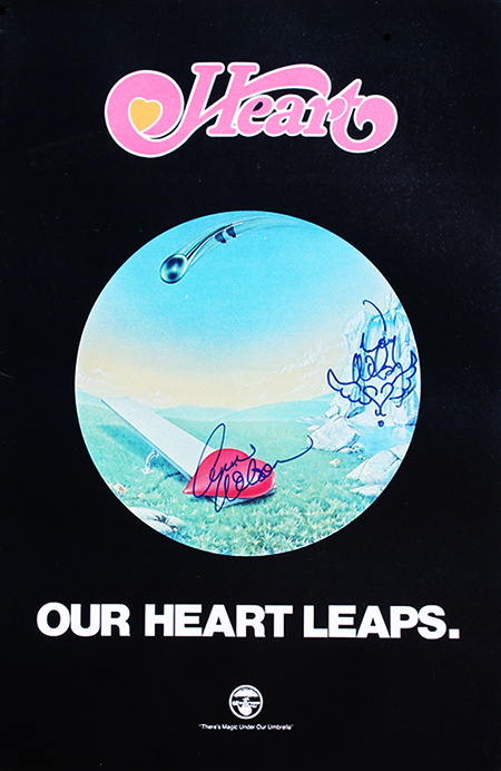 Heart - Our Heart Leaps