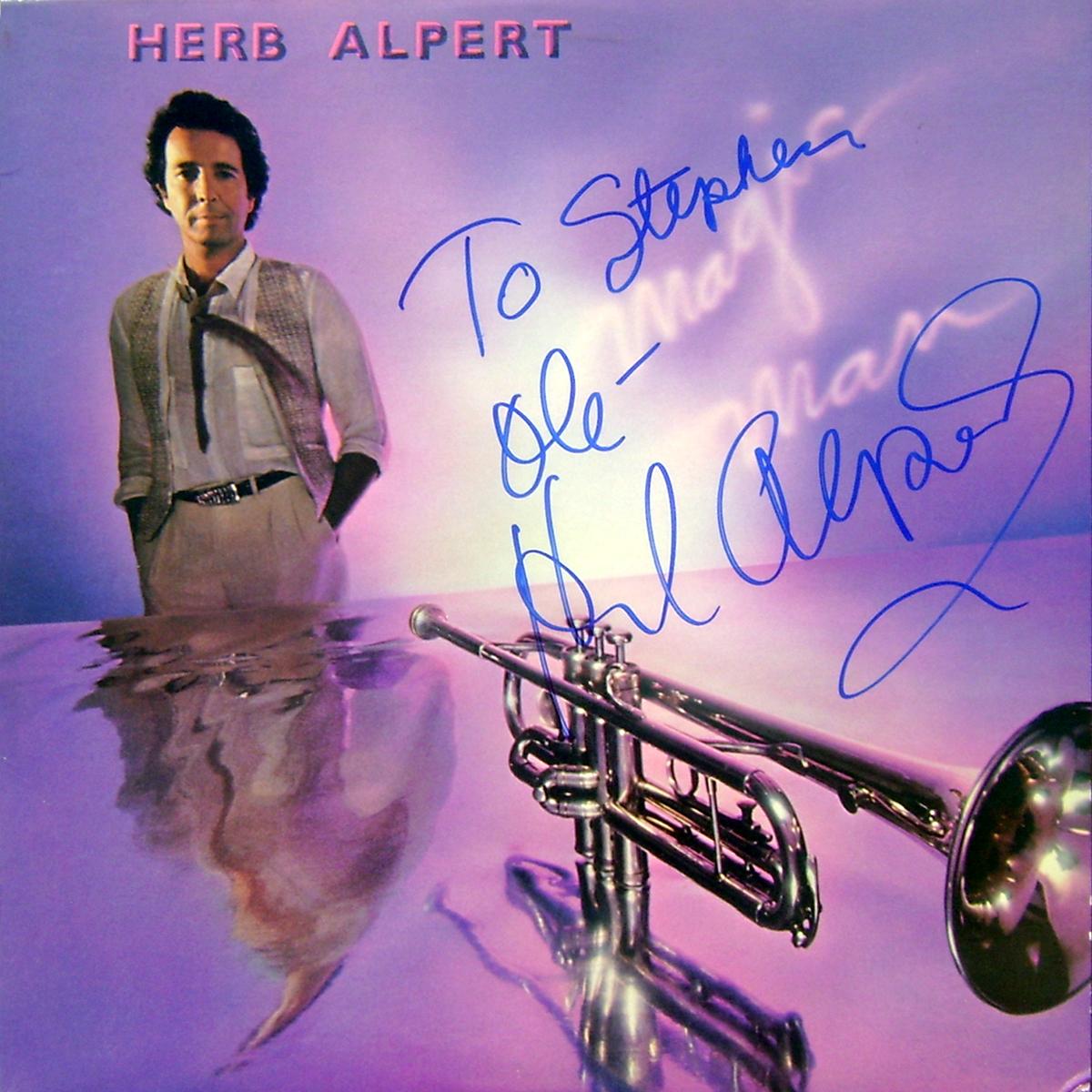Herb Alpert LP