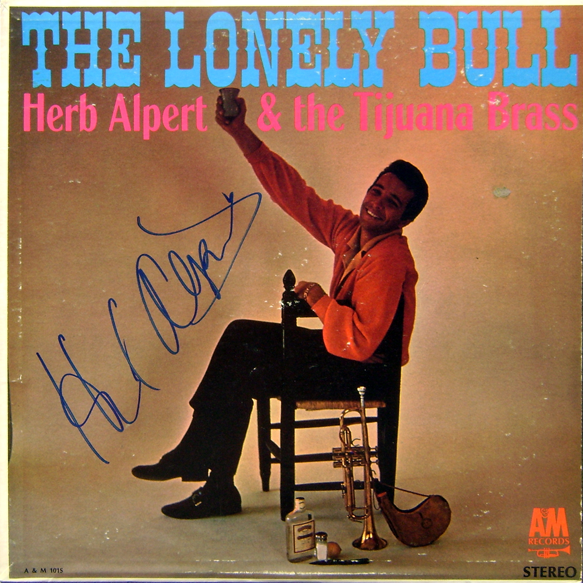 Herb Alpert & The Tijuana Brass LP - The Lonely Bull