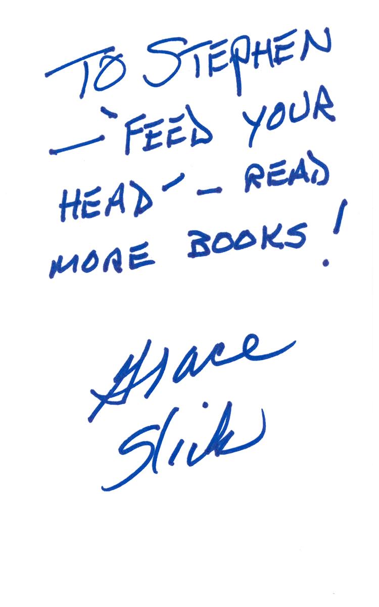 Index Card - Grace Slick #1