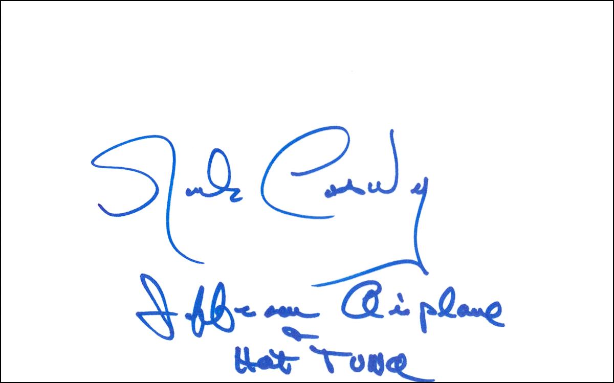 Index Card - Jack Cassidy #2