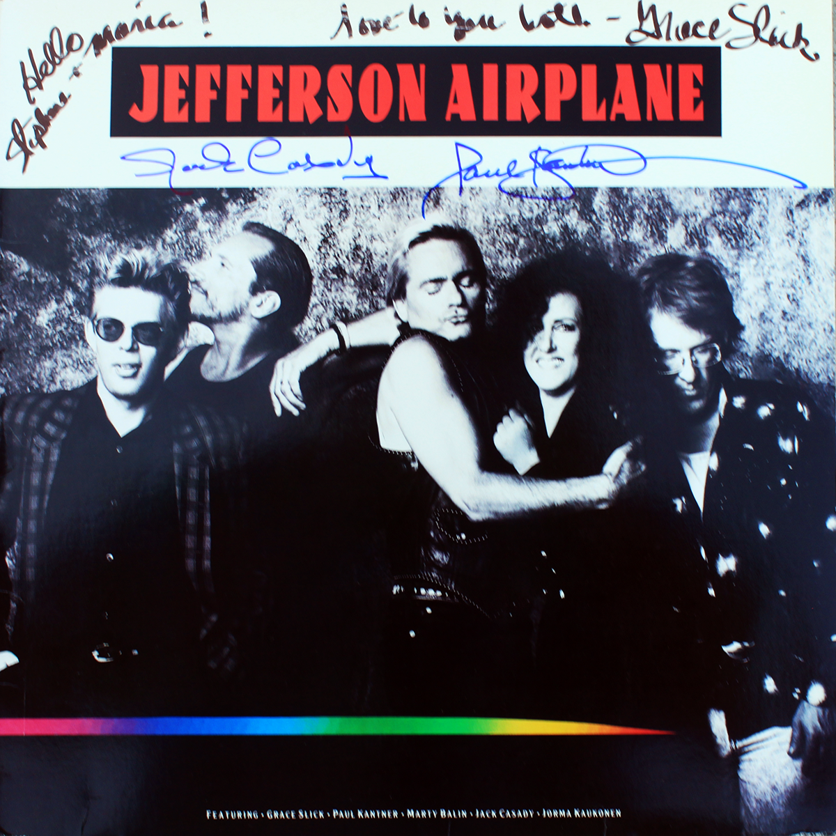 LP - Jefferson Airplane