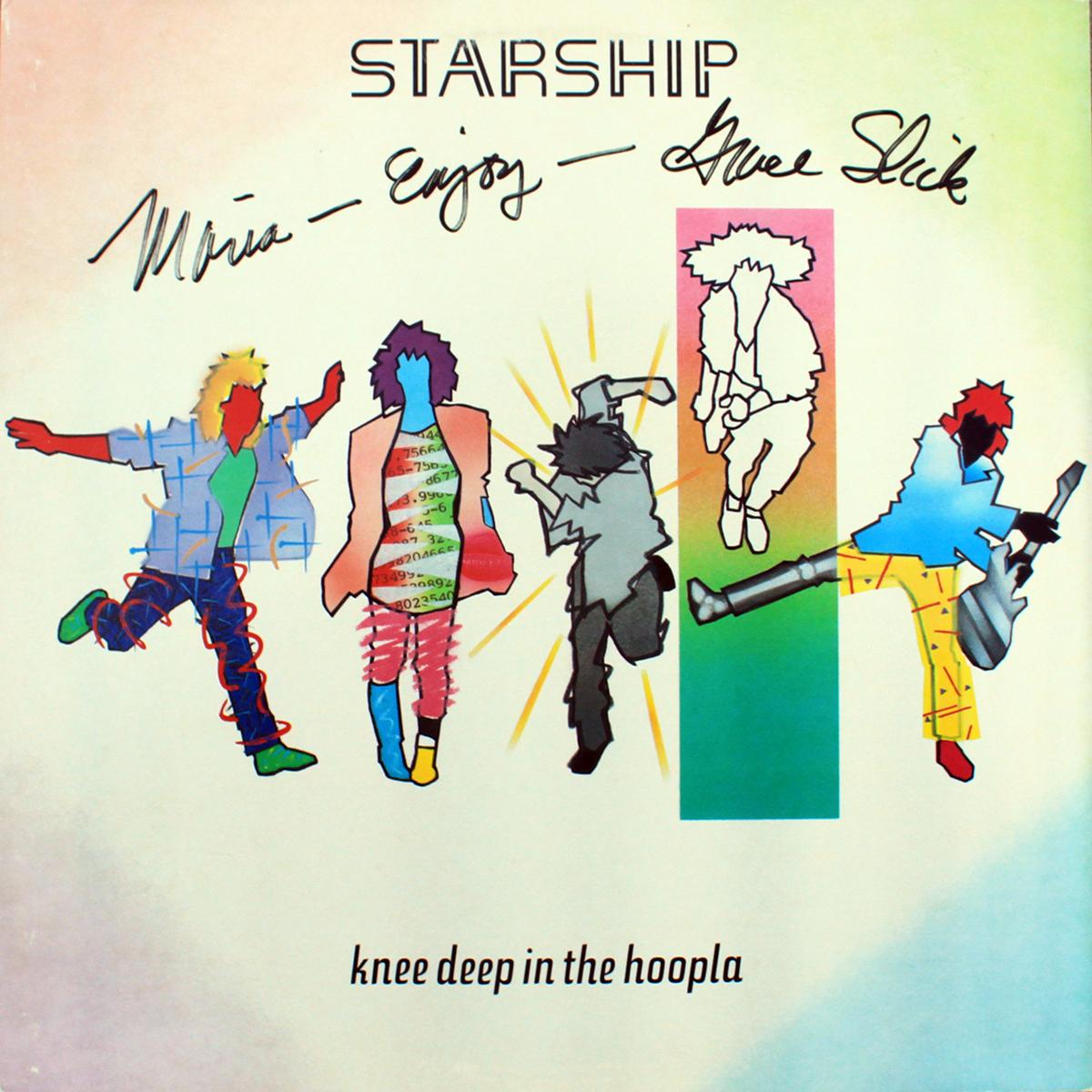 LP - Knee Deep in the Hoopla