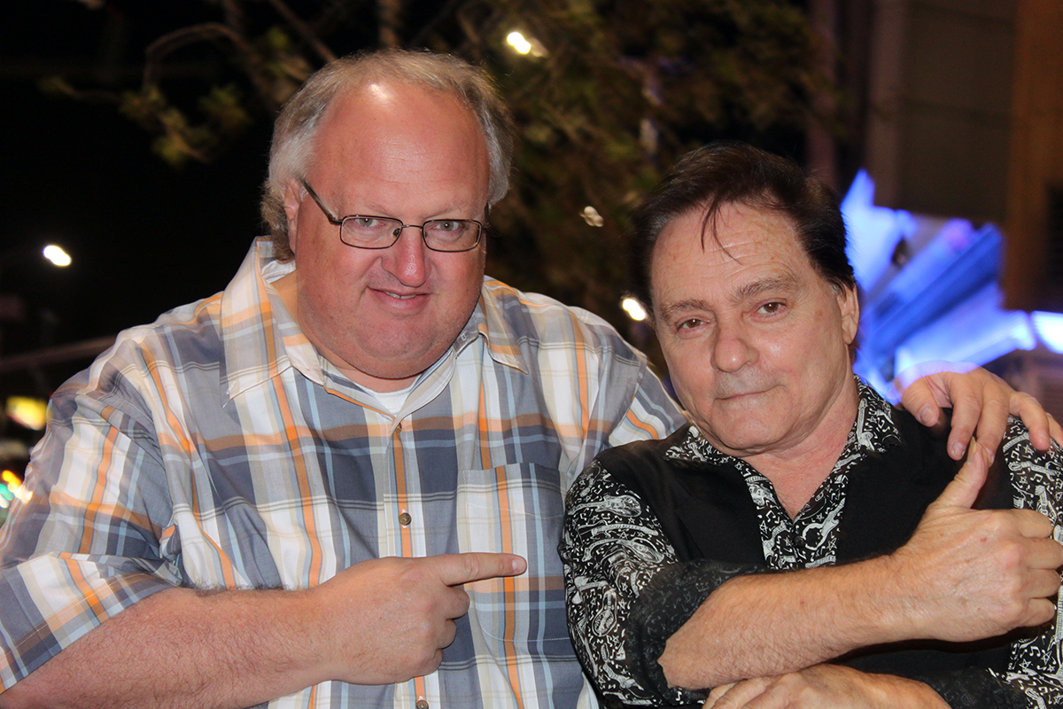 Photo - Stephen Duncan and Marty Balin
