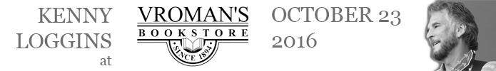 Kenny Loggins - Vroman's Bookstore - 10-23-16