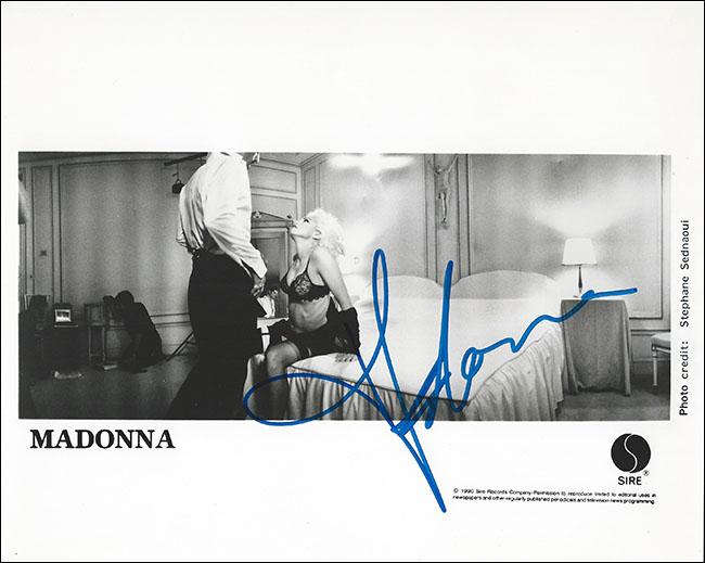 Photo - Madonna #1