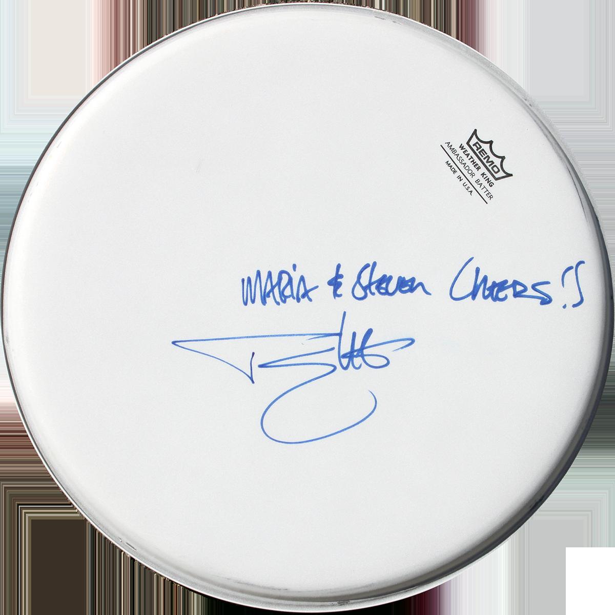 Drumhead - Tommy Lee