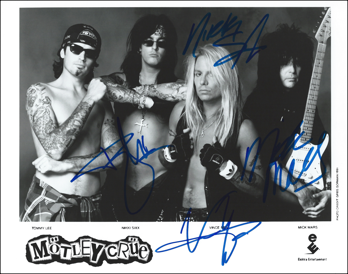 Photo - Mötley Crüe