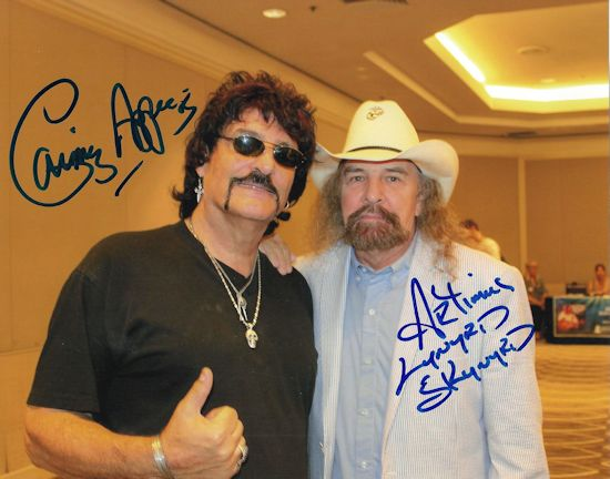 Photo - Carmine Appice and Artimus Pyle