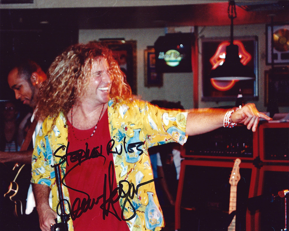 Photo - Sammy Hagar #1