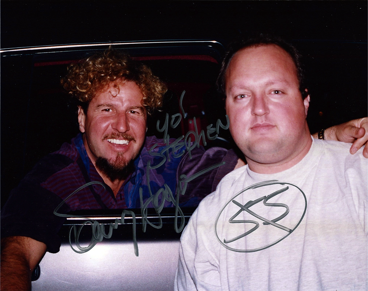 Photo - Sammy Hagar #2