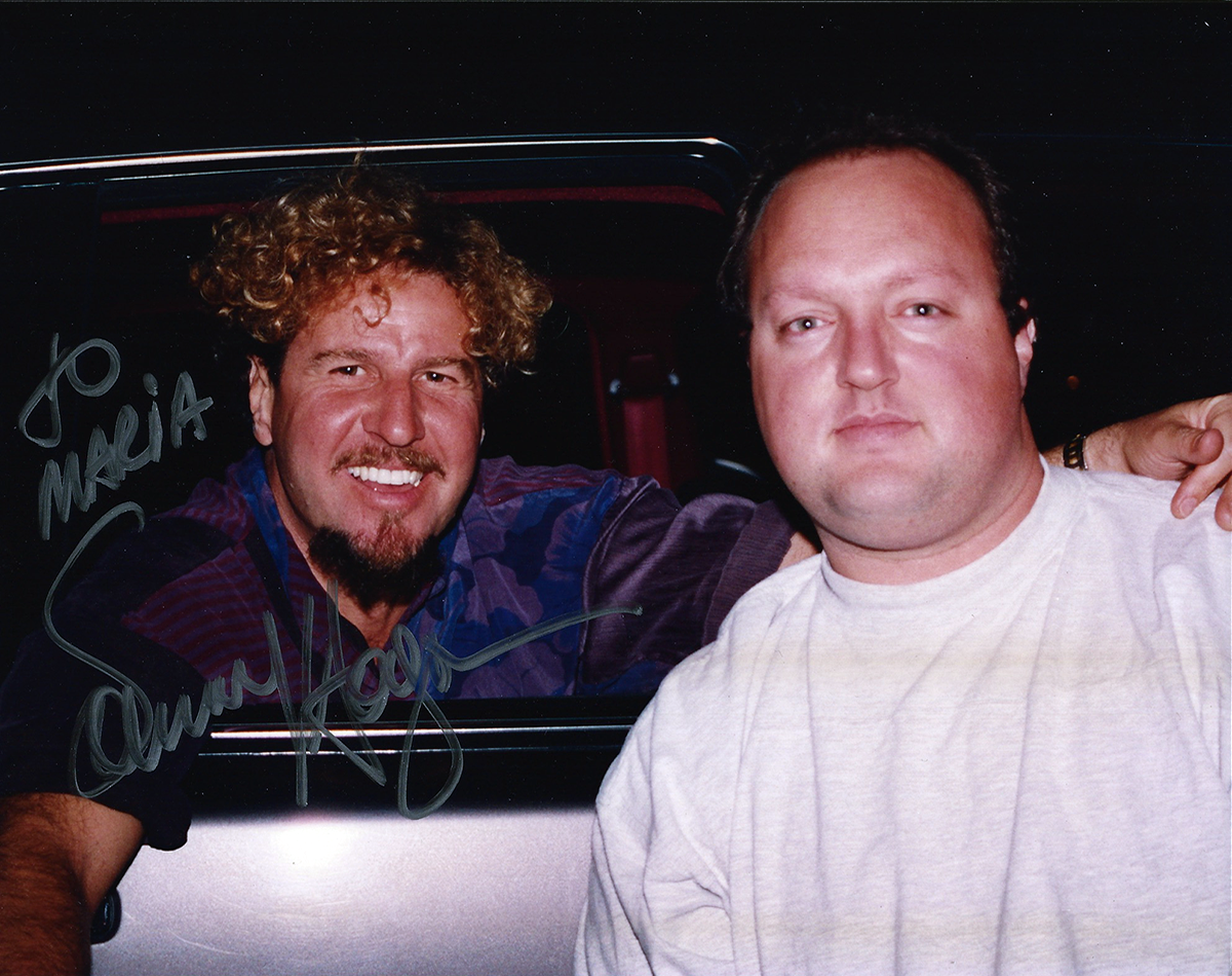 Photo - Sammy Hagar #3