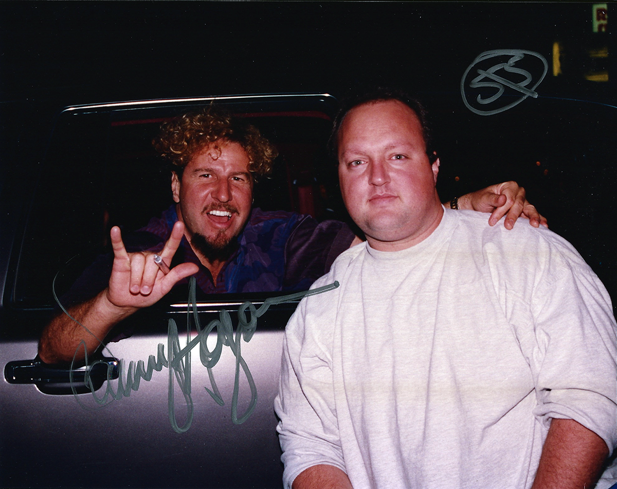 Photo - Sammy Hagar #5