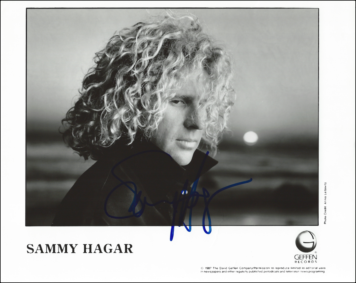 Photo - Sammy Hagar #7