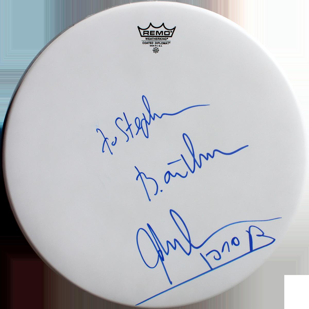 John Densmore - Drumhead