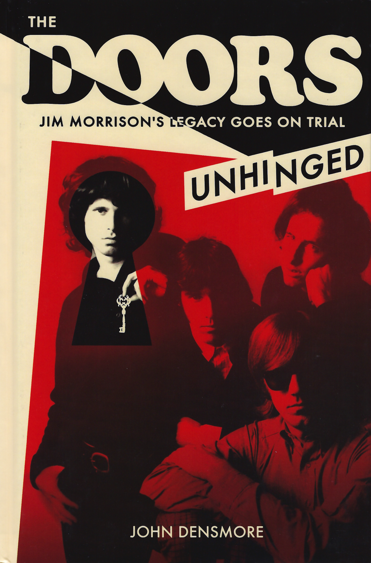 John Densmore - Unhinged Outside