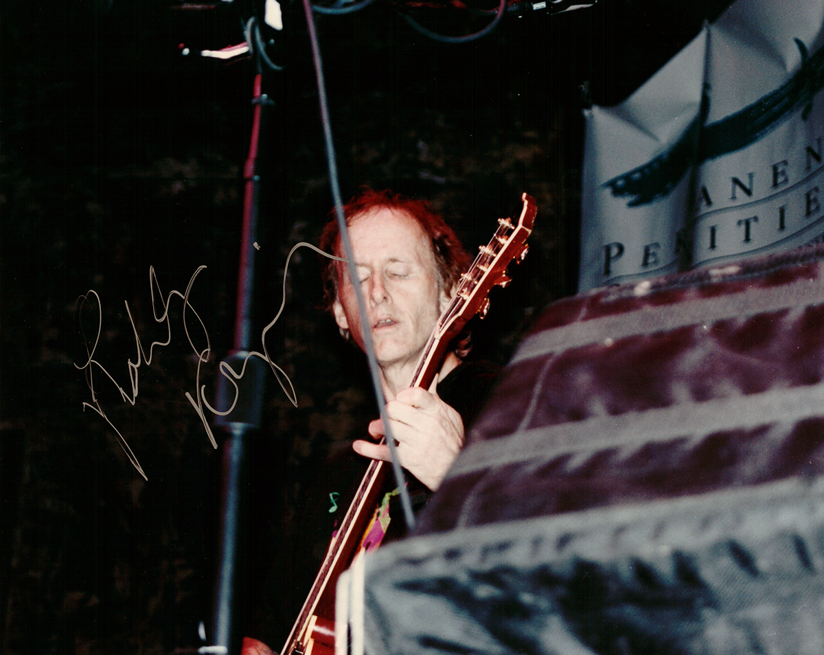 Robbie Krieger Photo