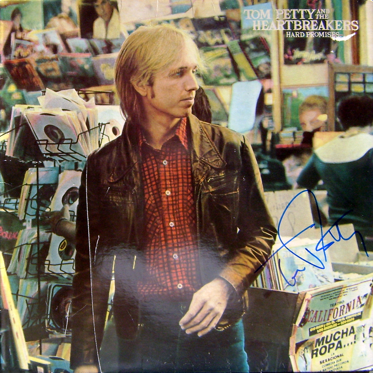 Tom Petty LP - Hard Promises