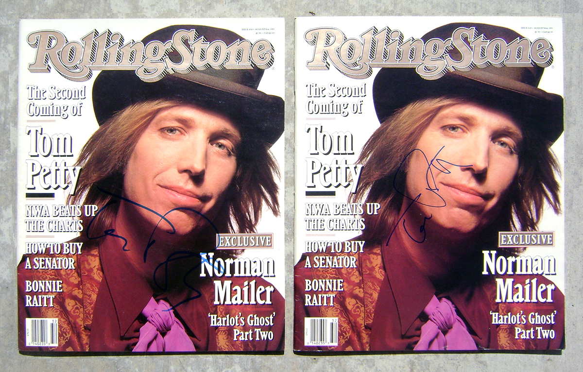 Rolling Stone Magazine - Tom Petty