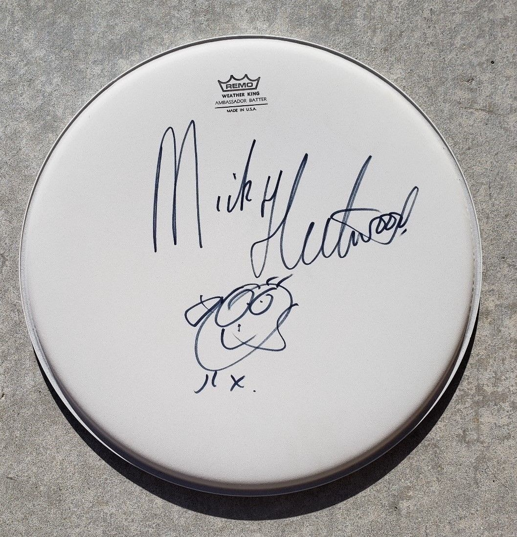 Cymbal - Mick Fleetwood