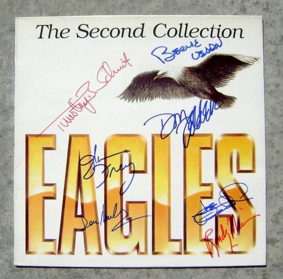 Eagles LP - Second Collection #2