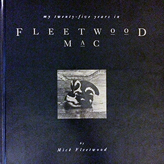 Mick Fleetwood Book - My 25 Years... #1a