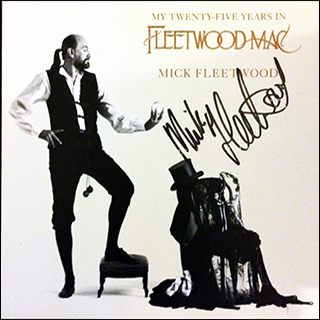 Mick Fleetwood Book - My 25 Years... #1b