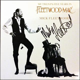 Mick Fleetwood Book - My 25 Years... #1b